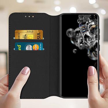 Acheter Avizar Etui folio Noir pour Samsung Galaxy S20 Ultra