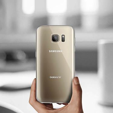 Acheter Avizar Pack protection Noir pour Samsung Galaxy S7