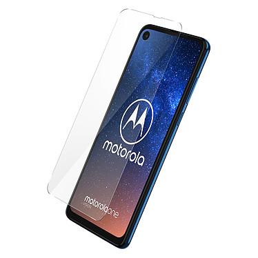 Avizar Film verre trempé Noir pour Motorola One Vision, Motorola One Action Film verre trempé Noir Motorola One Vision, Motorola One Action