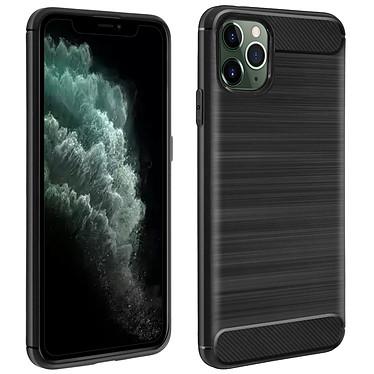 Avizar Coque Noir Finition Carbone pour Apple iPhone 11 Pro Coque Noir finition carbone Apple iPhone 11 Pro
