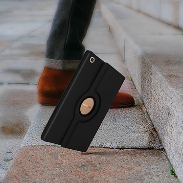 Acheter Avizar Etui folio Noir pour Samsung Galaxy Tab S5e