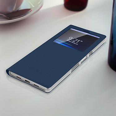 Acheter Avizar Etui folio Bleu Nuit pour Sony Xperia 10