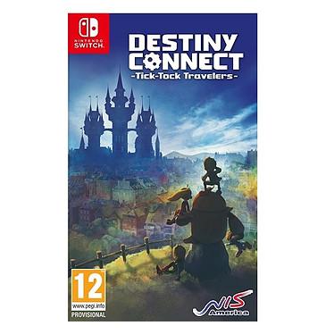 Destiny Connect Tick Tock Travellers (SWITCH) Jeu SWITCH Action-Aventure 12 ans et plus