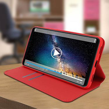 Avis Avizar Etui folio Rouge pour Xiaomi Mi Max 3