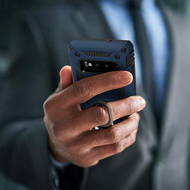 Acheter Avizar Coque Bleu Nuit pour Samsung Galaxy S10