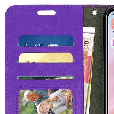 Avis Avizar Etui folio Violet pour Huawei P20 Lite