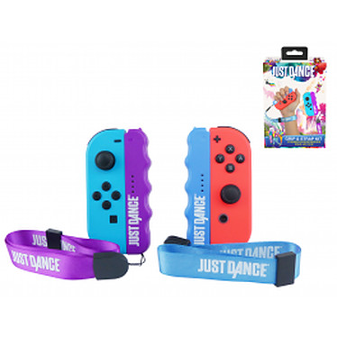 Just Dance Grip & Strap pack officiel pas cher