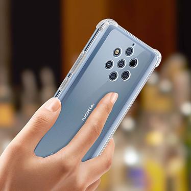 Acheter Avizar Coque Transparent pour Nokia 9 PureView