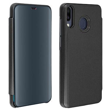 Avizar Etui folio Noir pour Samsung Galaxy M20 Etui folio Noir Samsung Galaxy M20