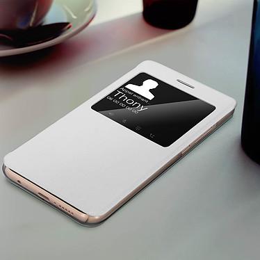 Acheter Avizar Etui folio Blanc pour Huawei P20 Lite