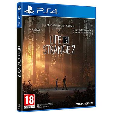 Life is Strange 2 (PS4) Jeu PS4 Action-Aventure 18 ans et plus