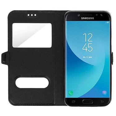 Acheter Avizar Etui folio Noir pour Samsung Galaxy J7 2017