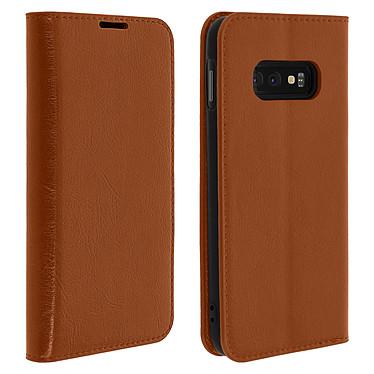 Avizar Etui folio Camel pour Samsung Galaxy S10e Etui folio Camel Samsung Galaxy S10e
