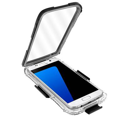 Avis Avizar Coque étanche Noir pour Samsung Galaxy S7