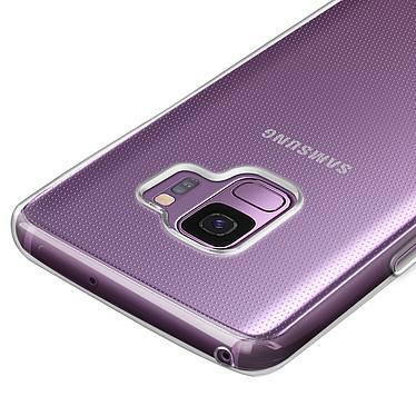 Avis Avizar Coque Transparent pour Samsung Galaxy S9