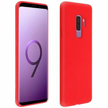 Avizar Coque Rouge pour Samsung Galaxy S9 Plus Coque Rouge Samsung Galaxy S9 Plus