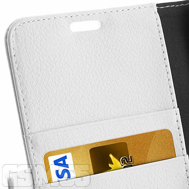 Avis Avizar Etui folio Blanc pour Samsung Galaxy Note 3 Lite