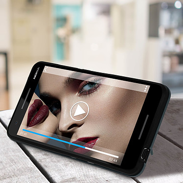 Acheter Avizar Coque Bleu Nuit pour Nokia 2.1