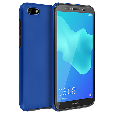 Avizar Coque Bleu pour Huawei Y5 2018 , Honor 7S pas cher