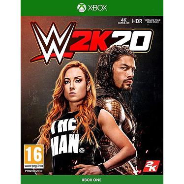 WWE 2K20 (XBOX ONE) Jeu XBOX ONE Sport 16 ans et plus