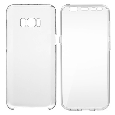 Avis Avizar Coque Transparent pour Samsung Galaxy S8 Plus