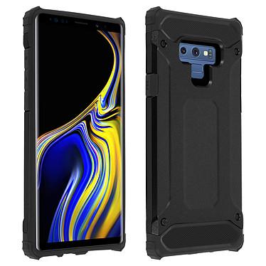 Avizar Coque Noir Defender II pour Samsung Galaxy Note 9 Coque Noir Defender II Samsung Galaxy Note 9