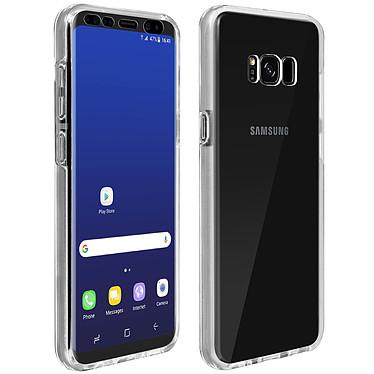 Avizar Coque Transparent pour Samsung Galaxy S8 Plus pas cher