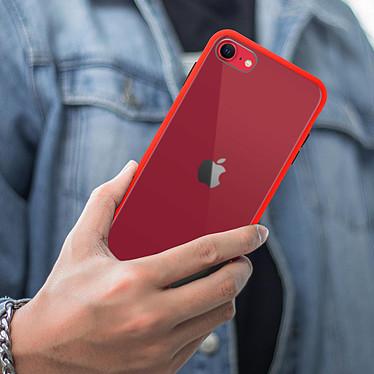 Avis Avizar Coque Rouge pour Apple iPhone 7 , Apple iPhone 8 , Apple iPhone SE 2020