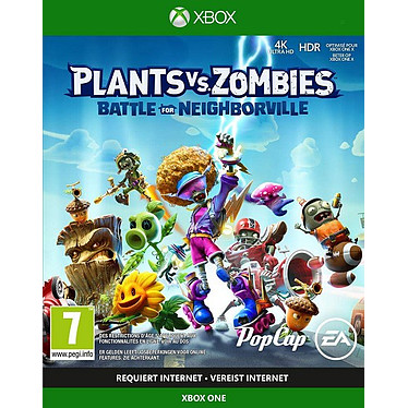 Plants vs Zombies La bataille de Neighborville (XBOX ONE) Jeu XBOX ONE Action-Aventure 7 ans et plus