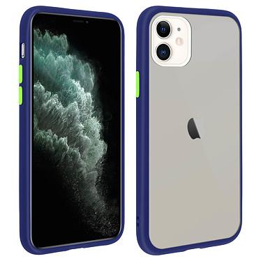 Avizar Coque Bleu Nuit pour Apple iPhone 11 Coque Bleu Nuit Apple iPhone 11