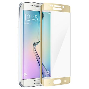 Acheter Avizar Film verre trempé Dorée pour Samsung Galaxy S6 Edge