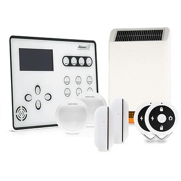 Atlantic'S ATEOS - Alarme de maison sans fil GSM Kit 3B (MD-326R) ATEOS - Alarme de maison sans fil GSM Kit 3B (MD-326R)