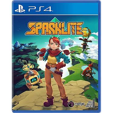 Sparklite (PS4) Jeu PS4 Action-Aventure 7 ans et plus