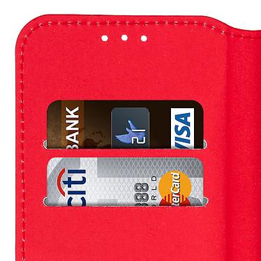 Avis Avizar Etui folio Rouge pour Samsung Galaxy J6