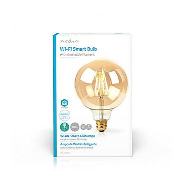 Acheter NEDIS Ampoule à Filament LED Intelligente Wi-Fi G125
