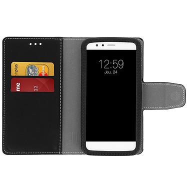 Acheter Avizar Etui folio Noir pour Smartphones de 5.0' à 5.5'