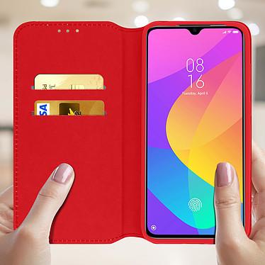 Acheter Avizar Etui folio Rouge pour Xiaomi Mi 9 Lite