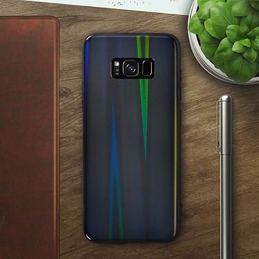 Acheter Avizar Coque Noir Collection Aurora pour Samsung Galaxy S8