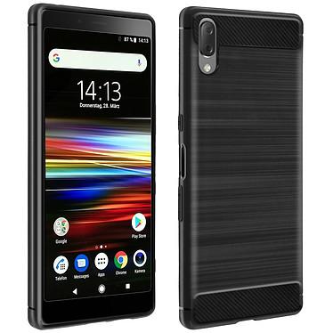 Avizar Coque Noir pour Sony Xperia L3 Coque Noir Sony Xperia L3