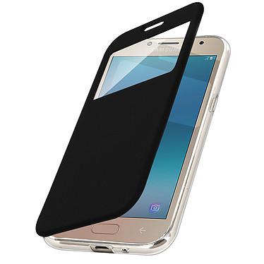 Avizar Etui folio Noir pour Samsung Galaxy Grand Prime Pro pas cher