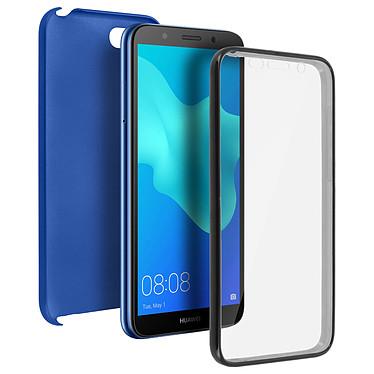 Avizar Coque Bleu pour Huawei Y5 2018 , Honor 7S Coque Bleu Huawei Y5 2018 , Honor 7S