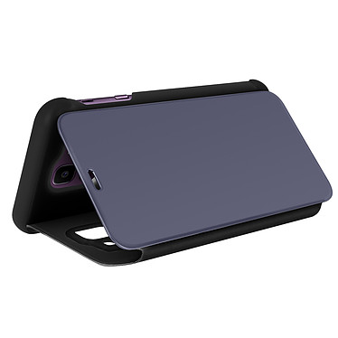 Avis Avizar Etui folio Noir pour Samsung Galaxy J6
