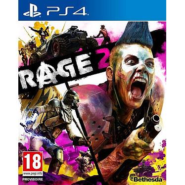 RAGE 2 (PS4) Jeu PS4 Action-Aventure 18 ans et plus