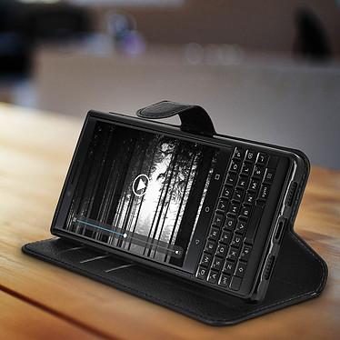 Acheter Avizar Etui folio Noir pour BlackBerry KEY2