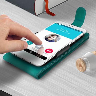 Acheter Avizar Etui à clapet Vert pour Compatibles avec Smartphones de 5,5 à 6,0 pouces