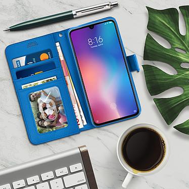 Acheter Avizar Etui folio Bleu pour Xiaomi Mi 9