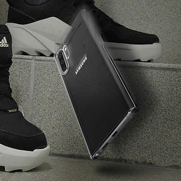 Acheter Avizar Coque Noir Semi-Rigide pour Samsung Galaxy Note 10 Plus