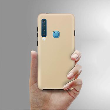Avis Avizar Coque Dorée pour Samsung Galaxy A9 2018
