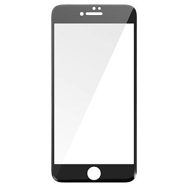 Avizar Film verre trempé Noir pour Apple iPhone 7 Plus , Apple iPhone 8 Plus Film verre trempé Noir Apple iPhone 7 Plus , Apple iPhone 8 Plus
