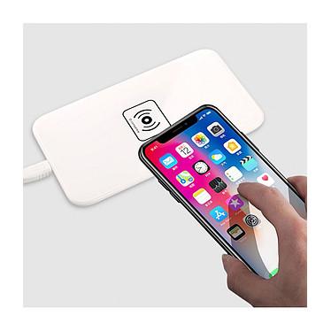 Acheter Cellys Chargeur sans fil  et adaptateur Qi pour iPhone 5 et Plus